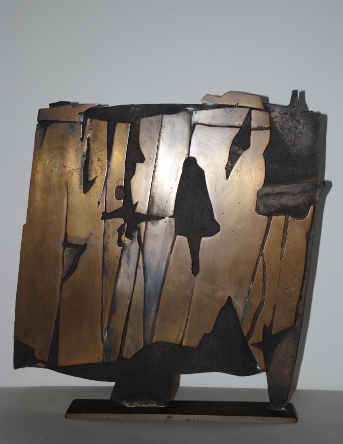 Piero Consagra - Specchio ulteriore