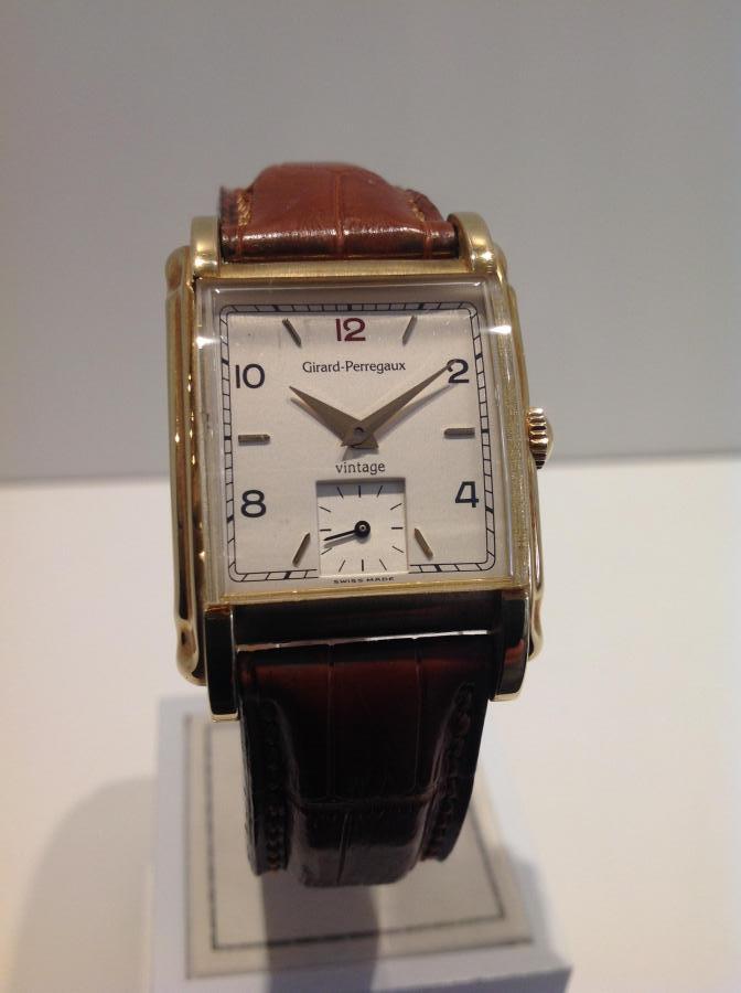 Girard Perregaux Vintage 94 ref. 2550 full set