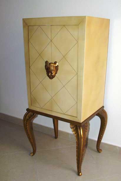 Cabinet Art Deco