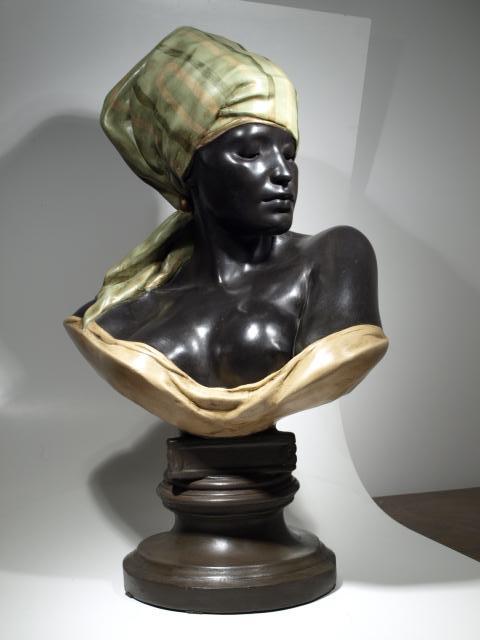 Busto di Nubiana