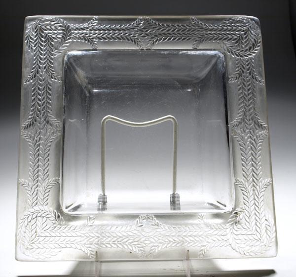 Ciotola Rameaux di René Lalique